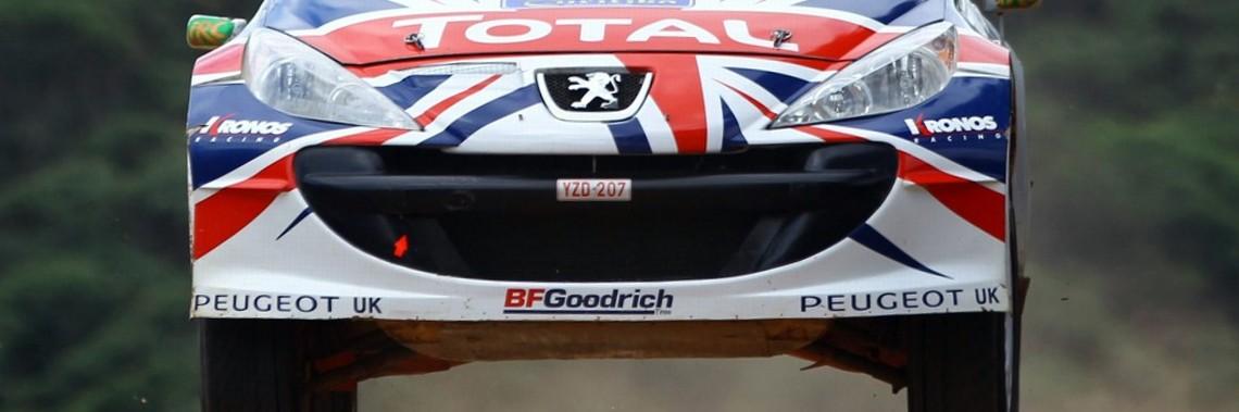 De l'histoire du rallye à la mécanique de compétition