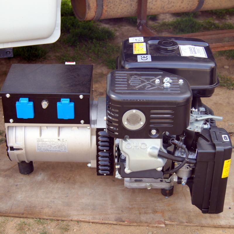 Groupe électrogène avec moteur Subaru