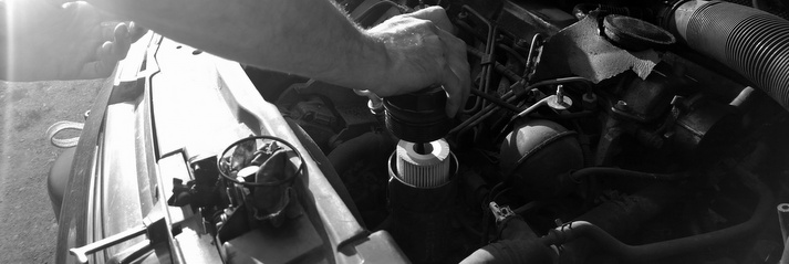 Echange filtre à air sur Golf VWG